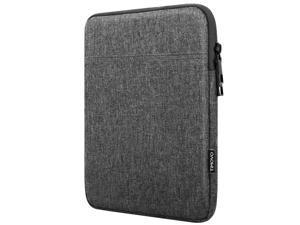 9-11 Inch Tablet Sleeve Case For 2020 Ipad Air 4 10.9, Ipad Pro 11 2018-2021, Ipad 10.2,Galaxy Tab A7 10.4,S6 Lite 2020, Surface Go 2/1 Protective Bag, Fit Apple Smart Keyboard, Dark Gray