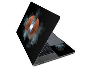 """Skin For Apple Macbook Pro 16"""" (2020) - Basketball Orb   Protective, Durable, And Unique Vinyl Decal Wrap Cover   Easy To Apply, Remove, And Change Styles   Made In The Usa"""