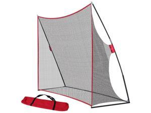 Zeny 10×7 Ft Golf Practice Hitting Net for Indoor or Outdoor with Carry Bag