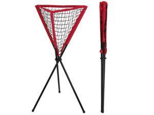 ZENY 7×7' Baseball Softball portable Practice Batting Ball Caddy with Carry Bag