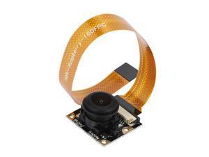 Raspberry Pi Zero Night Camera + 2Pcs IR LED 5MP Camera Module For Raspberry Zero Wide Angle Fish Eye Webcam