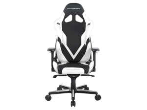 DXRacer Ergonomically Gaming Chair G Series - GB001 - Black and White