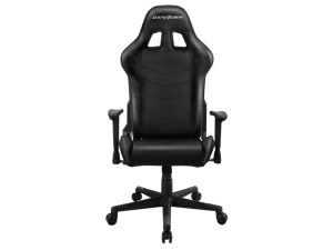 DXRacer Ergonomically Modular Gaming Chair P Series - PC188 - Black