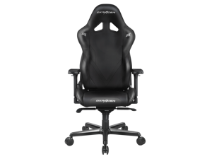 DXRacer Ergonomically Gaming Chair G Series - GB001 with Pillow Set - Black