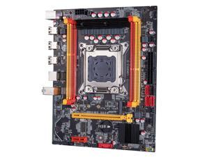 New X79 LGA 2011 motherboard computer motherboard supports server DDR3 memory support E5-2670/2689
