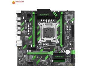 X79 ZD3 REV2.0 Motherboard For Intel X79 LGA 2011 Motherboard RECC DDR3 SATA3.0 M.2 NGFF/NVME MATX Mainboard