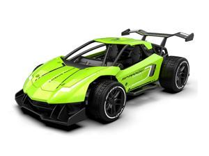 Yoizurr Remote Control Car 2.4G RC Car RC Vehicle 1:16 Scale Electric Remote Toy Racing High Speed Car Toy for Kids Boys and Girls Christmas Gifts