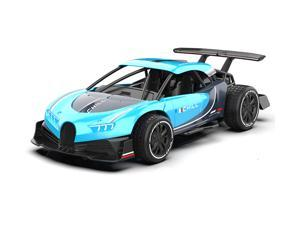 Yoizurr Remote Control Car 2.4G RC Car RC Vehicle 1:14 Scale Electric Remote Toy Racing High Speed Car Toy for Kids Boys and Girls Christmas Gifts