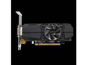 GIGABYTE GeForce GTX 1050 OC Low Profile 2GB Video Card, GV-N1050OC-2GL