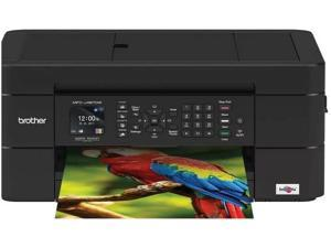 New Brother Work Smart Series MFC-J497DW Wireless All-In-One Printer
