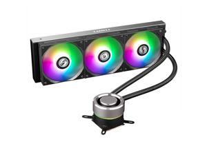 Lian Li Galahad 360 Black (Closed Loop All-in-one CPU Cooler) GA360B