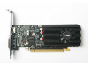 ZOTAC GeForce® GT 1030 2GB GDDR5 PCIe Graphics Card w/ Low Profile Bracket