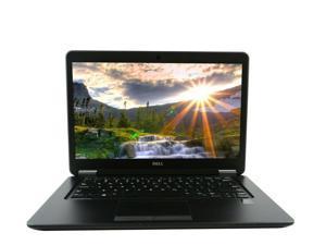 """Dell Latitude E7450 14"""" Laptop Intel Core i5-5300U 8GB 120GB SSD Windows 10 PRO"""