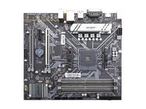 ONDA B550S AMD B550 Ryzen One, Two, Three, and Four Generation CPUs, Athlon Series CPUs 4 X DDR4 socket 128GB 4×SATA3.0 6Gb/s 3.5mm M-ATX, multilayer PCB 245mm×220mm 24+8 motherboard