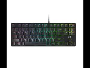 Dareu EK880 Keyboard 87 key Backlit Ergonomic Office Home Gaming Keyboard