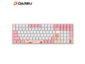 Dareu A100 USB/Bluetooth/Wifi mechanical keyboard 100 keys TTC mechanical axis wireless keyboard office gaming keyboard