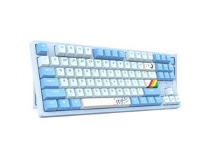 Dareu A87 SKY Hot Swap mechanical keyboard wireless 2.4G Bluetooth wired gaming three-mode (Bluetooth/Wifi/USB) 87-key PBT keycap keyboard