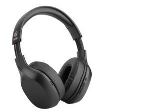 ApeSonic Tangerine : BT 5.0 Wireless Headphones, Classic tuning & Premium audio, Life style over-ear design, Lightweight & Comfortable to wear