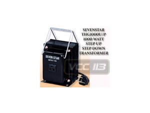 THG1000 Watt Voltage Converter Transformer 110120220240v