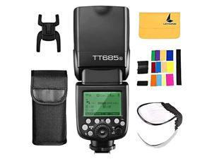 TT685N 24GHz High Speed 18000s GN60 TTL Camera Flash Compatible for Nikon Cameras ITTL II Autoflash