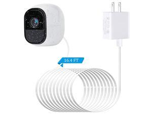 2Pack Power Cable for Arlo Pro and Arlo Pro 2 164Ft5m Weatherproof USB Cable with Quick Charge 30 Power Adapter Continuously Charging Your Arlo Camera by