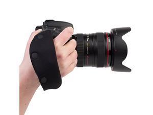 6701232 EZ Grip Neoprene GripStyle Camera Strap Black