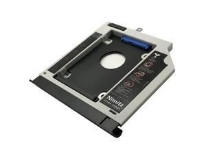 2nd HDD SSD Hard Drive Caddy for Lenovo Ideapad 310 510 with BezelBracket