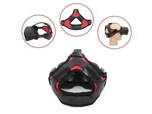 Head Strap Pad Headband Gravity Pressure Reducing Head Pad Cushion for Oculus QuestOculus Quest 3 Headset Accessories with Comfortable PU Leather Surface Soft Foam Pad