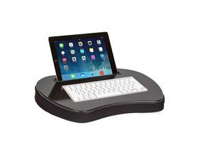Mini Memory Foam Lap Desk with Tablet Slot