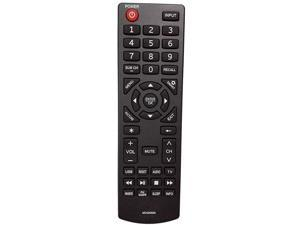 MC42NS00 Remote Control Replaced for Sanyo DP24E14 DP39D14 DP42D24 DP50E44 DP55D44 DP58D34 DP65E34 FVD3924 FVD5044 FVF5044M LED LCD HDTV