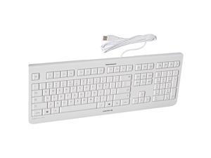 JK0800EU0 KC 1000 Economical Corded Keyboard Pale Gray Whisper Keystroke