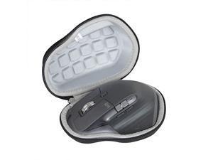 Hard Travel Case for Logitech MX Master 3 Advanced Wireless Mouse Black