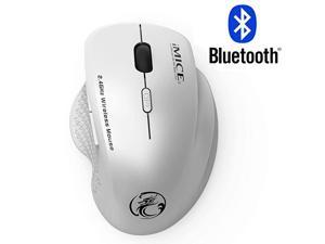Mouse for iPad MacBook Pro MacBook Air Mac Laptop Computer Windows Mouse Silver
