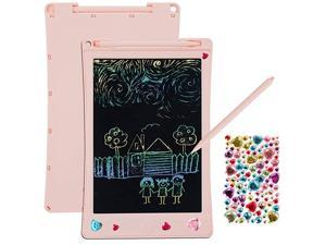 Writing Tablet Kids Gifts 85 Inch Electronic Drawing Board Colorful Doodle Pad for Handwriting Graffiti Scribble at Home School Preschool Learning Educational Toys for Boy Girl Age 3+
