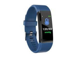 Sports Bluetooth Smart Bracelet Watch Step Calorie Counter Tracker Pedometer
