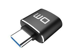 USB C Adapter, USB C to USB A 3.0 Adapter,USB C male to USB A female Converter with OTG function for MacBook , Google Chromebook Pixelbook , Samsung Galaxy S9 S8 S8+ Note8,Tablets,Smart phone and more