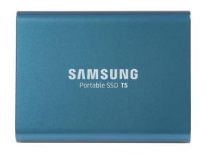 "SAMSUNG T5 250GB/500GB/1TB/2TB 2.5"" USB 3.1 V-NAND Portable Solid State Drive SSD MU-PA1T0B/AM"