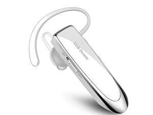 Single Ear Headphone For Car Driving Mono Ear Car Bluetooth Business Headset NEW