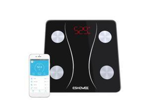 Bluetooth Body Fat Scale Smart Wireless BMI Scale Bathroom Digital Weight Scale