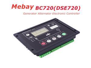 Mebay BC720 Generator Alternator Electronic Controller Module Replacement for Deep Sea DSE720