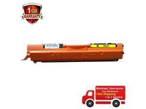 Compble  130A CF352A Yellow Toner Cartridge - Economical Box