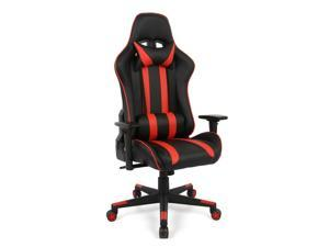 Multi-purpose  Adjustment Racing Gaming Chair, removable pillow  lumbar - BKRD