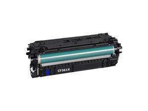 508X CF361X Cyan Toner Cartridge 9500 Pages For  M533X M552dn M553dn M553n