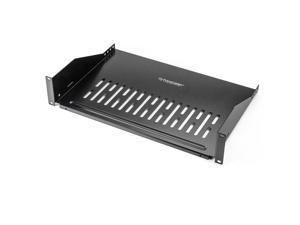 ® 2U Cantilever Server Shelf Vented Shelves Rack Mount,12'' Deep