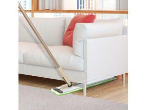 ® Flat Mop W/ Sliding Connector Multi-use flexible mop/window car wiper