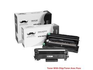 TN770 DR730 Toner Cartridge +Drum Combo With Chip for Brother TN770