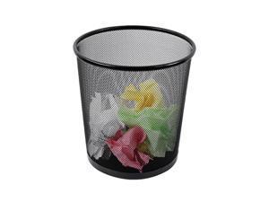 ® Round Mesh Wastebasket, Office Dustbin, 265mm x 285mm