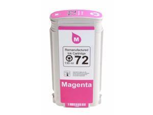 72XL C9372A Magenta Ink Cartridge For  T1100ps T1120 T1200ps T1300 T2300 T790