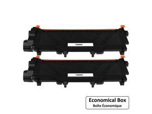 Brother TN-660X Compble Black Toner Cartridge Extra High Yield-Eco-Box-2/Pack