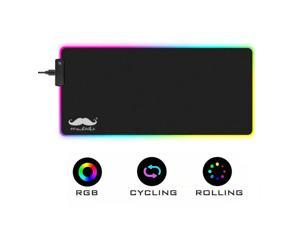 ® RGB Gaming Mouse Pad, 7 LED Color, 3503mm, L Size